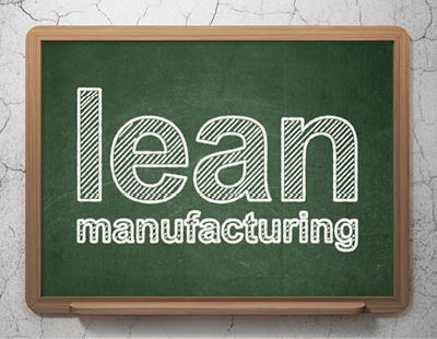 Control Inventory with Lean Manufacturing