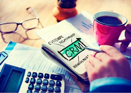 CRM within WinMan ERP Software