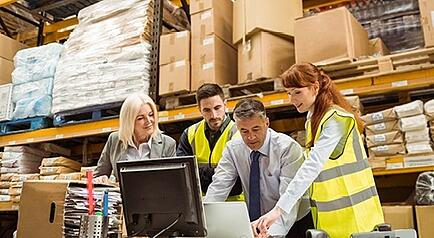 Integrated Warehouse Management ERP Software