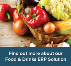 Food and Drinks ERP Solution