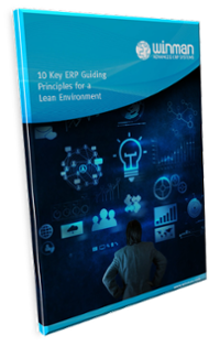 10 Key ERP Guiding Principles for a Lean Environment